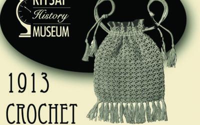 Crochet a Handbag – Antique (1913) Pattern